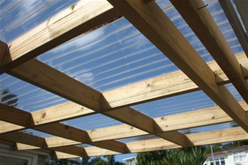Twin Wall Polycarbonate Panels
